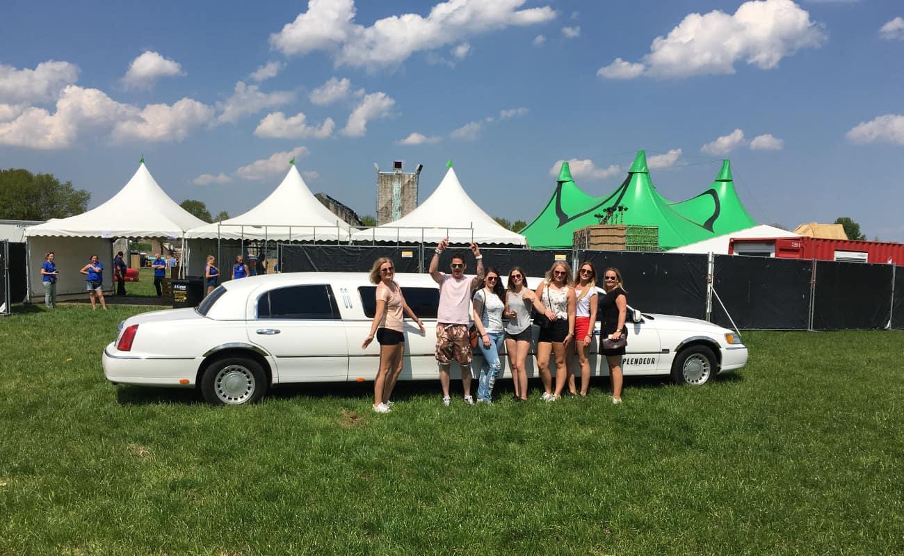 Festival taxi