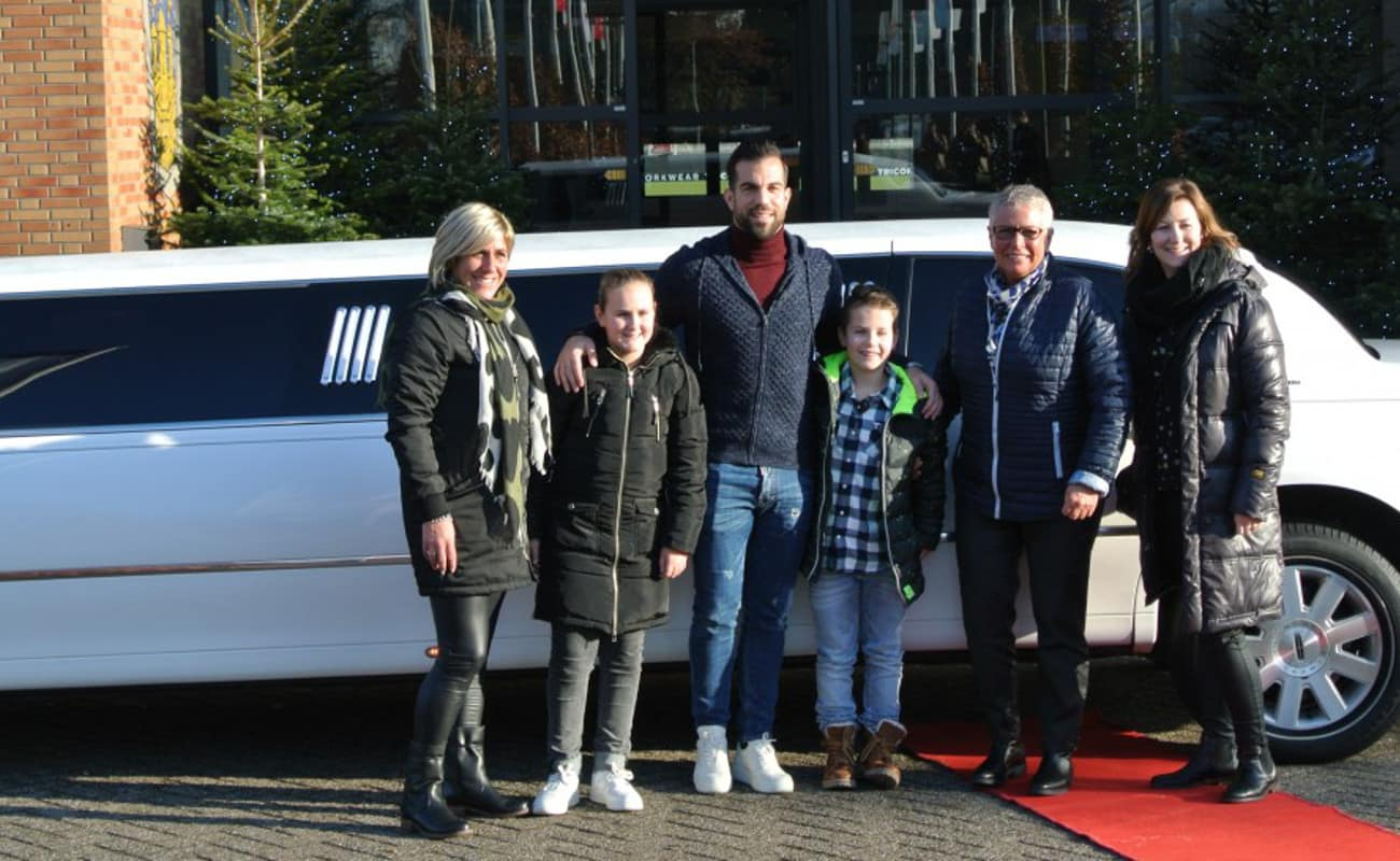 Willem II VIP-arrangement