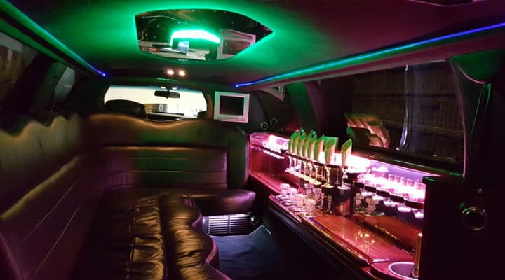 Limo lunch