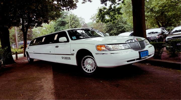 Verjaardag Verjaardag limousine